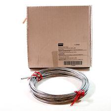 "Dayton Cable 5/32"" x 25' 1x19 Steel 33RH68"