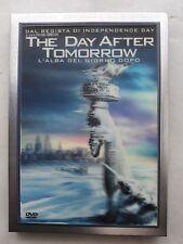 THE DAY AFTER TOMORROW. L'ALBA DEL GIORNO DOPO  custodia ED. SPECIALE 2 DVD