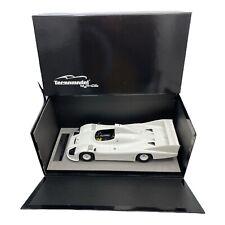 Tecnomodel Mythos 1/18 Porsche 936 Press 1977 Gloss White - ONLY 60 MADE-