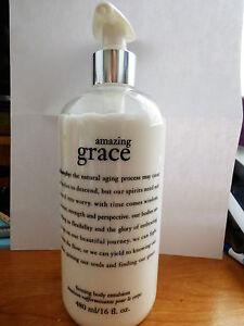 Philosophy Amazing Grace firming body emulsion 16oz