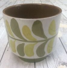 Unboxed Mid-Century Modern Art Pottery Planters