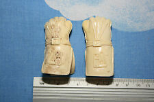 ORIGINAL VINTAGE ACTION MAN ARCTIC ASSAULT GLOVES CB20718