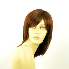 mid length wig for women brown copper wick light blond and red : RITA 33H PERUK