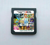 208in01 Game Cartridge Multicart For Nintendo DS NDS NDSL NDSi 2DS 3DS Gift