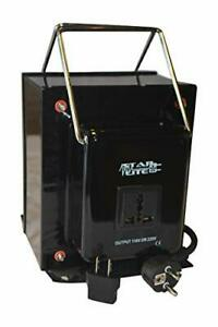 Starlite 5000 Watt Step Up/ Down Voltage Converter Transformer WTG-5000 5 Ye...