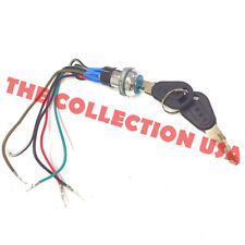 33cc 43cc 49cc Mini Pocket Bike Chopper Bike Mini Harley 5 Wires Key Ignition