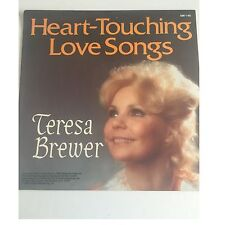 Teresa Brewer Heart-Touching Love Songs MCA 1985 SMI 1-65