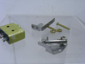 Heritage Electrical Part ~ Micro Switch Set - Honeywell No:7SE1-TN1 and fittings