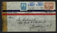 Colombia - WWII Censored Cover to USA - Lot 090417