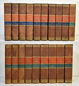 H. A. Pierer: Pierer's Universal-Lexikon. (1857-1865). 19 Bände (komplett).