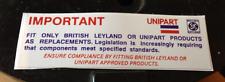 Unipart ST166