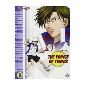 The Prince of Tennis volume 3 DVD NEUF
