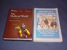 Teaching Co Great Courses  CDs         THE MEDIEVAL WORLD         new + BONUS