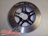 Disque de frein HONDA CB750K CB750 K CB 750 CBK 4,82mm