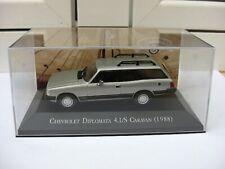 Chevrolet Diplomata 4.1/S caravan 88 ixo MIB 1:43 vauxhall holden opel BEAUTIFUL