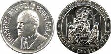 Italie, Vatican, Jean Paul II, 1979, souvenir visite Naples Pompei, Monassi - 41