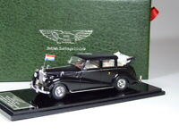 (KI-10-20) BHM British Heritage Models RR Silver Wraith Queen Juliana Nederand