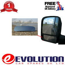 FORD TRANSIT CONNECT 2009-2013 SINGLE GLASS HEATED /& ELECTRICAL MIRROR HEAD LH