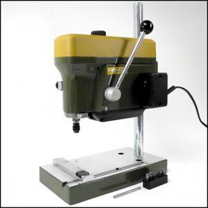 Proxxon TBM 220 Jewellers Drilling Table Mini Bench Drill Press - TD14