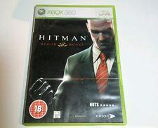 Hitman Blood Money Microsoft Xbox 360 game SALE