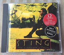 Sting – Ten Summoner's Tales CD
