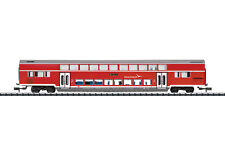 "Trix Minitrix 15775 Doppelstockwagen ""HanseExpress"" der DB AG 2.Klasse #NEU OVP#"