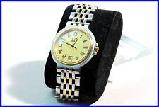 *30 Jahre Montblanc* Dunhill Elite K18 Gold/Stainless Steel Gold Quartz Uhr