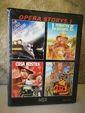 OPERA STORYS 1 OPERA SOFT MSX