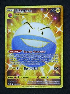 Electrode 222 - 198 Chilling Reign - Pokemon Card #F2