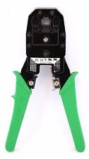 Network RJ45 Ethernet Crimping Crimp Tool Crimper Cable Cutter Plier Cat5e Cat6