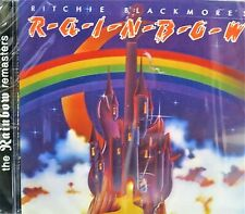 Ritchie Blackmore's Rainbow by Rainbow NEW! CD,Ronnie James Dio,9 Tracks 1975