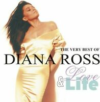 Diana Ross - Love And Life - The Very Best Of Diana Ross [CD]