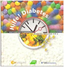 Hilfe! Diabetes! Patienten-Handbuch, AOK, ZDF Praxis