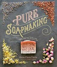 Pure Soapmaking by Faiola, Anne-Marie, NEW Book, FREE & , (Spiral-b