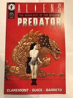 Aliens / Predator: The Deadliest of the Species #2 (Sep 1993, Dark Horse)