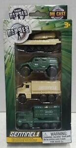 True Heroes Sentinel 1 Die Cast Military Vehicles - Toys R Us Exclusive - NEW