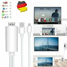 Lightning To HDMI Digital AV TV Cable Adapter Für Apple iPad iPhone 7 8 X Xs XR