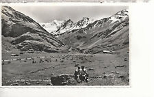 Aple de Torrent Val Moiry  Switzerland  Mailed 1959  Photograph Postcard 2518