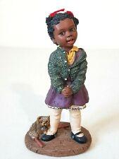 Vintage Martha Holcombe African American Tish #4 Figure All God's Children
