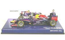 Red Bull Racing rb10 nº 3 winner Canadian gp 2014 (daniel Riccardo)