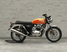 ROYAL ENFIELD Interceptor 650 3D Tourensitzbank schwarz