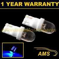 2X W5W T10 501 XENON BLUE DOME LED SIDELIGHT SIDE LIGHT BULBS BRIGHT SL100106