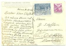 Schweiz Soldatenmarke auf Brief