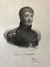 Lucien Bonaparte Empire Corse frère de Napoléon Empereur France Révolution