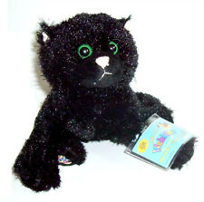 Webkinz Halloween Black Cat New Sealed Tag FREE SHIP!