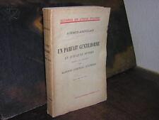 1924.parfait gentilhomme / Achmed-abdullah.bon ex.Chine