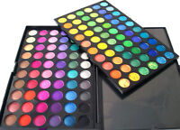 120 Farben Lidschatten Palette Setz Makeup Make-Up Set Professional Eyeshadow