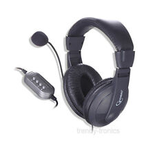 Gembird PC VOIP SKYPE Jack Stereo Headset & Microphone