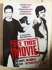 Seth Meyers JOHN CHO See This Movie ~2005 Culto Comedia GB DVD