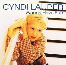 Wanna Have Fun by Cyndi Lauper (CD, Sep-1998, Sony Music Distribution (USA))